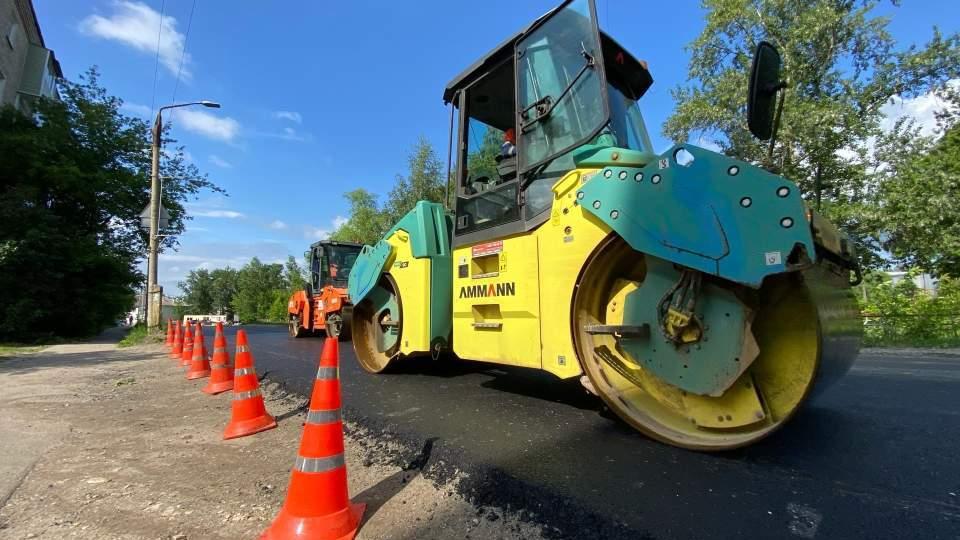 На объектах 2021 года региональной дорожной сети завершены работы в рамках нацпроекта «Безопасные качественные дороги»
