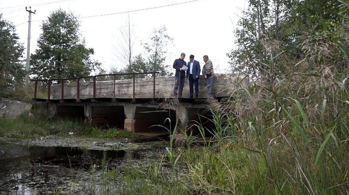 В Гусь-Хрустальном начали разработку проекта очистки русла реки Гусь