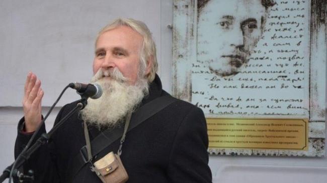 Открытие мемориальной доски к 100-летию А.И.Солженицына и… гусевской ВАНДАЛИЗМ