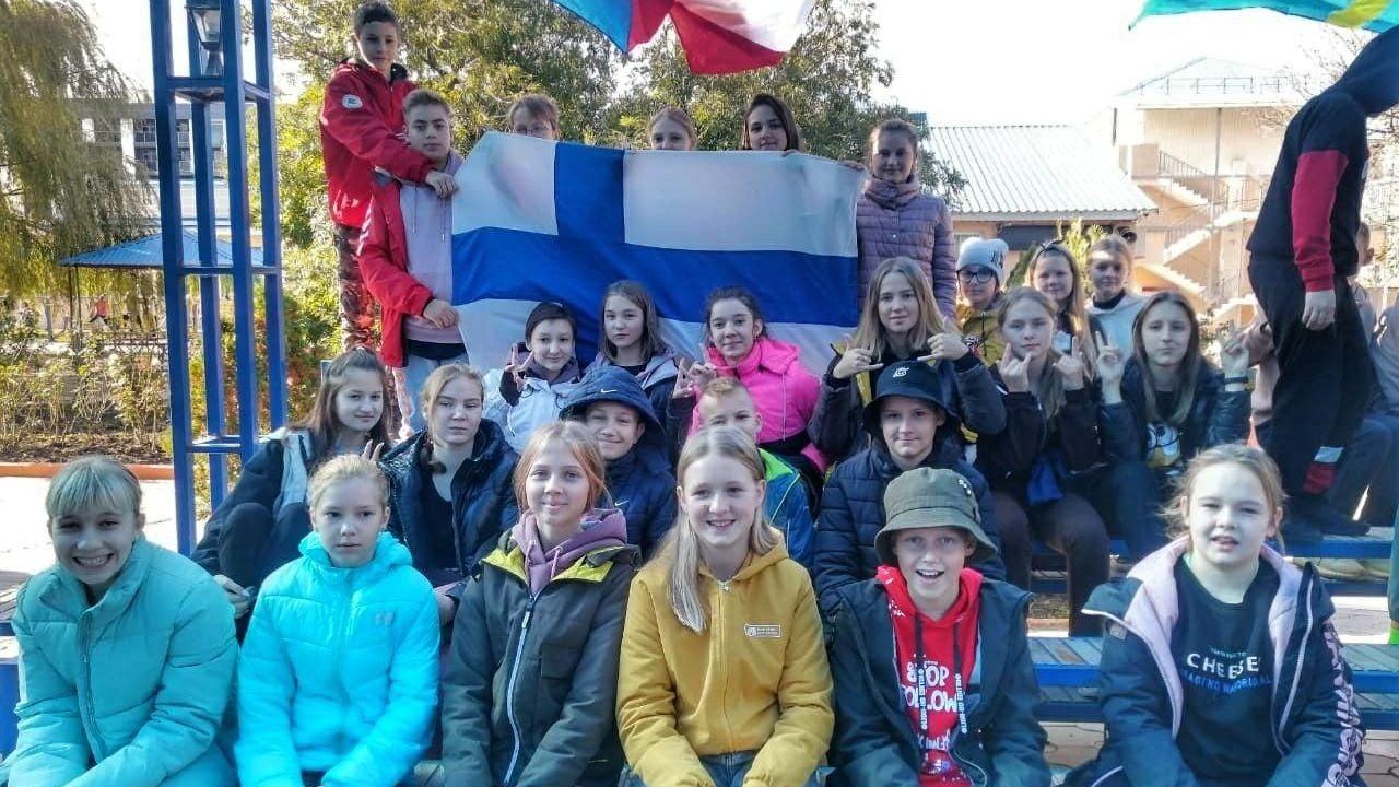 150 детей из Гусь-Хрустального района отдыхают в санатории Краснодарского края